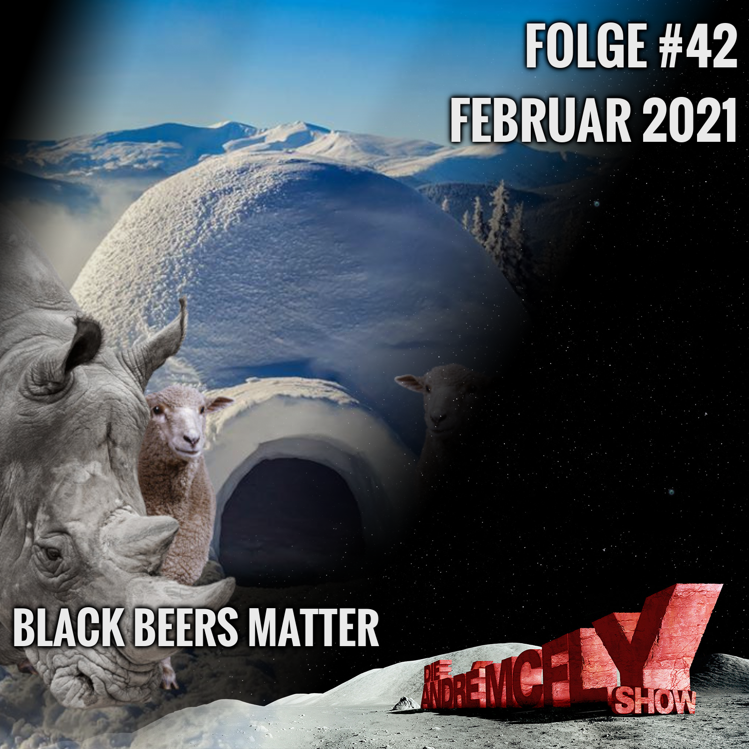 Die André McFly Show #42   Black Beers Matter